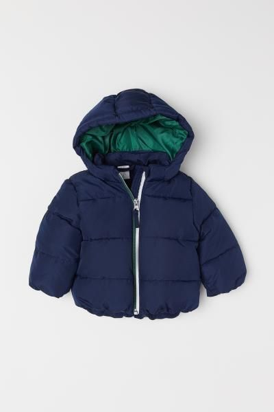 05e286925dad Padded Hooded Jacket