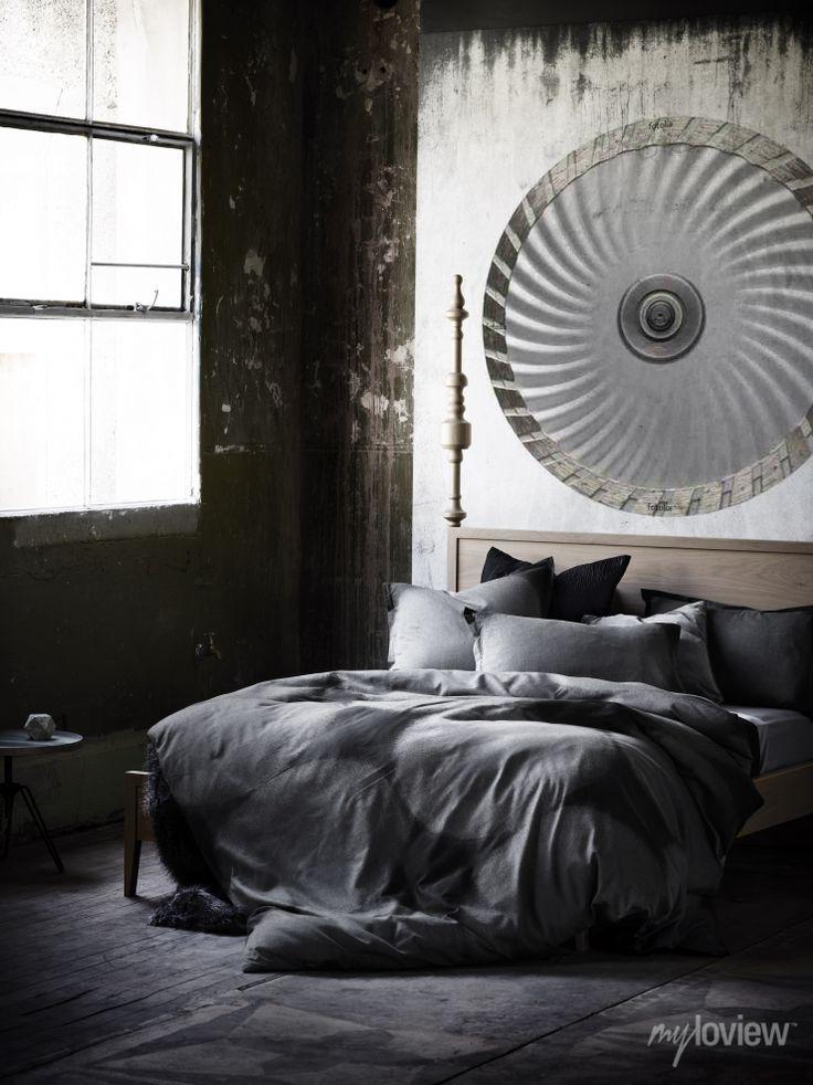 #steampunk #interior #decor #bedroom #industrial #room ...