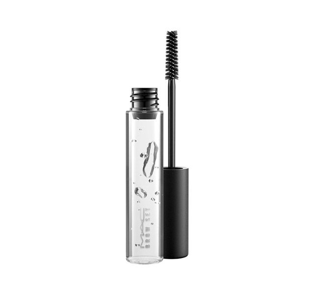 Mac Free shipping and returns. Brow Set. A brush-on gel that strokes brows into shape while adding shine and style.