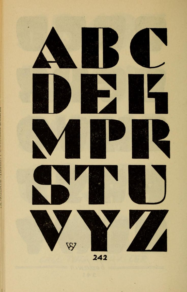 Studio handbook : lettering : over 250 pages, l...