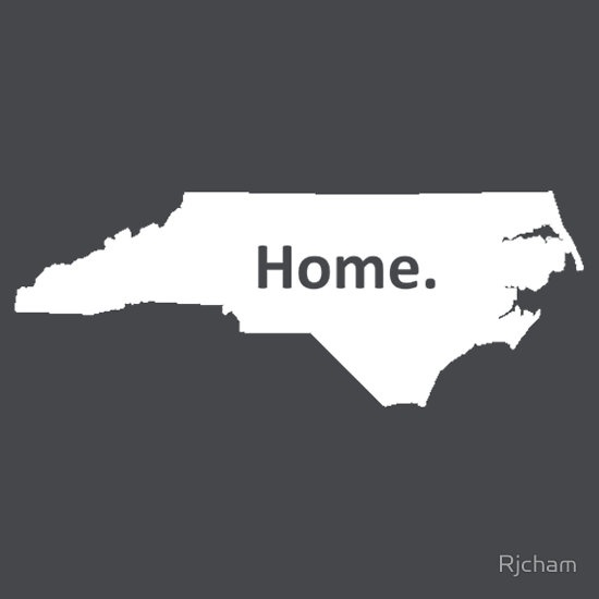 North Carolina is where my heart is
