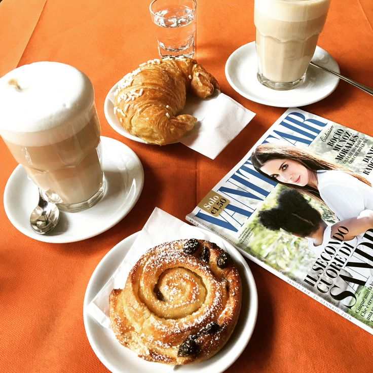 A noi le colazioni proprio vi piacciano @giovannamultine