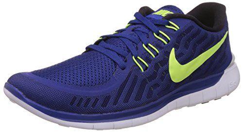 Nike Free Flyknit Nsw, Men's Multisport Outdoor Shoes, Multicolor  (Black/Green Glow/Radiant Emerald/Vivid Purple), 8 UK (42 1/2 EU) |  Pinterest | Mens ...