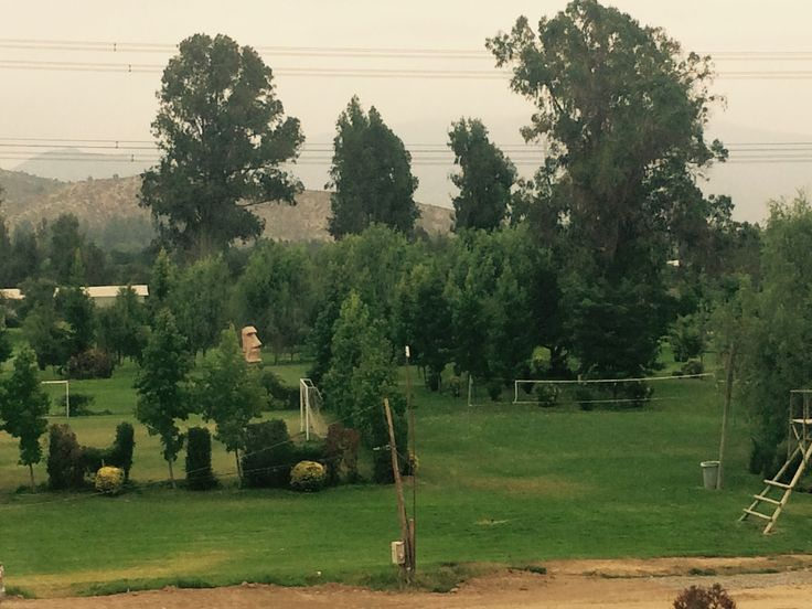 Parque Rosa Agustina. Olmúe. Chile