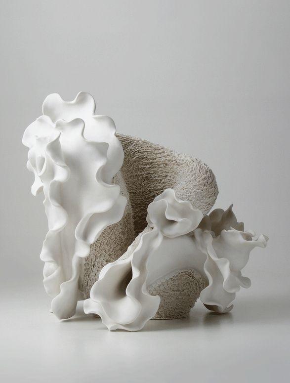 Underwater Sea Creature Sculptures by Noriko Kuresumi
