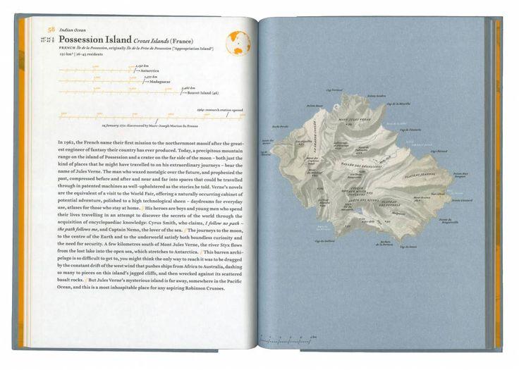 Atlante delle isole remote - Judith Schalansky