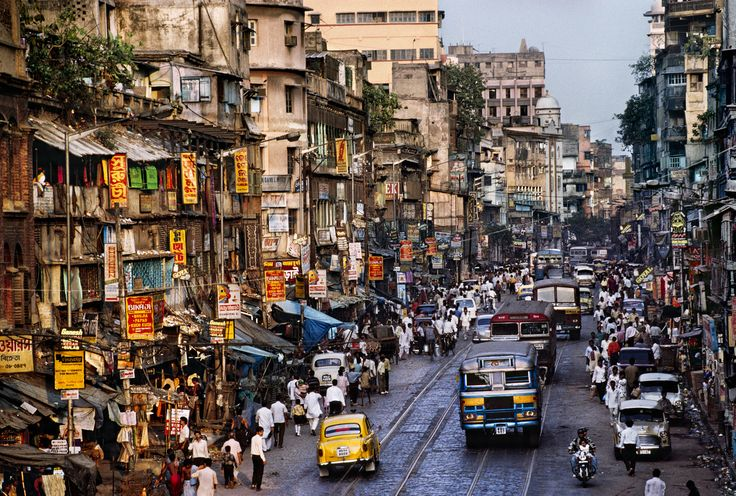 Where the World Meets by stevemccurry  Buying and Selling in the World's Bazaars, Souks, and Markets Kolkata, India