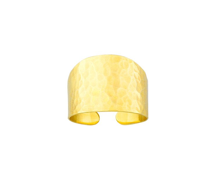 gold ring in 14K so lovely!
