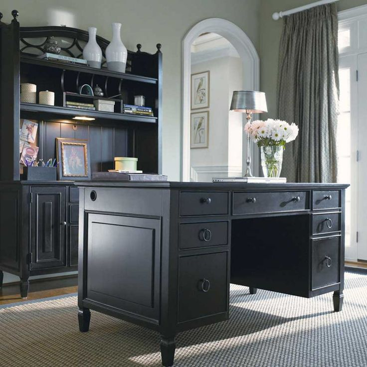 Home Office Desks With Storage