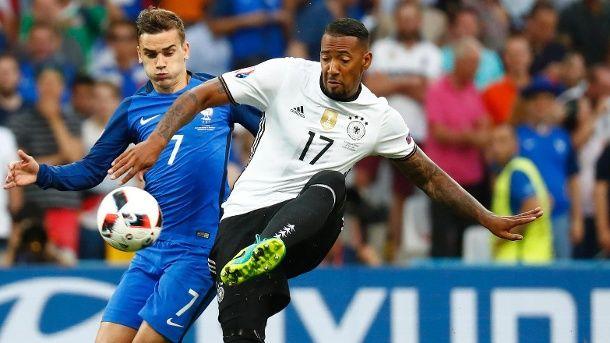 #Deutschland - Frankreich: So kam's zum Aus im EM-Halbfinale 2016 - t-online.de: t-online.de Deutschland - Frankreich: So kam's zum Aus im…