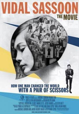 Fashion documentaries and TV shows - 2010 Vidal Sassoon The Movie.jpg