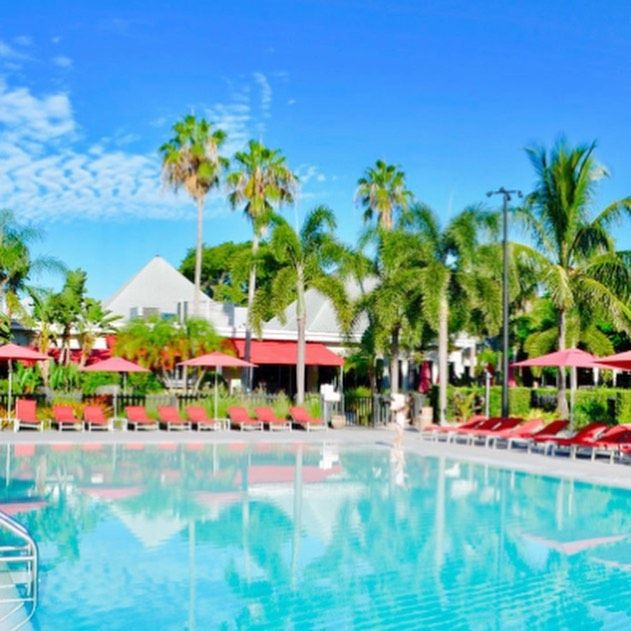 Your New Daypass Option In Florida At Club Med Sandpiper Bay All Inclusive Resort Featuring 4 Pools Buffet Lunch Unlimited Dri Pool Beach Relax Hotel Pool