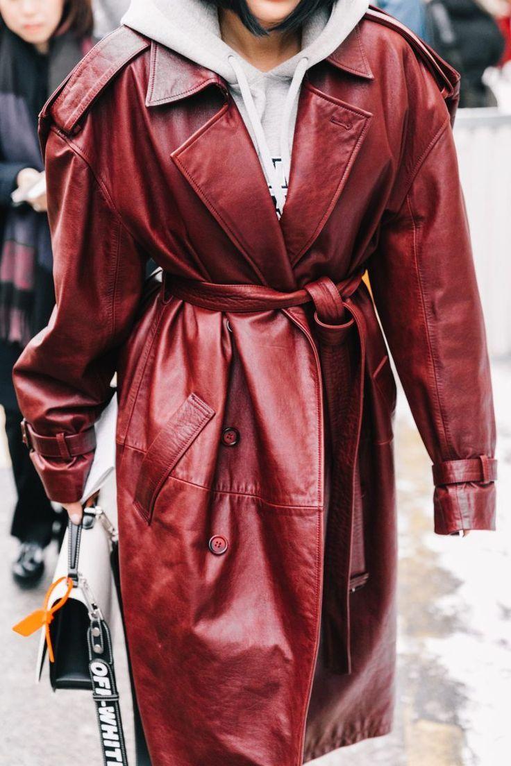 Street Style Paris Fashion Week Fall Winter 2018   Estilos