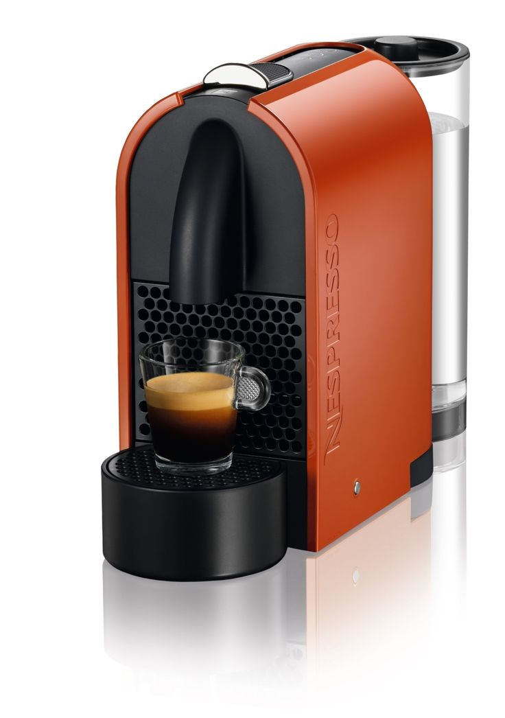 Nespresso U. Simple. This is the machine I have  its so simple to use. It produces great coffee. Each and every time. Coffee, Tea & Espresso Appliances - http://amzn.to/2iiPu7K