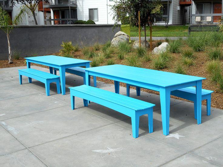 Loll design, Alfresco Dining Table