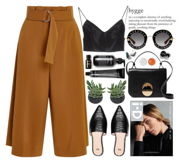 HYGGE by evangeline-lily on Polyvore featuring Alexander Wang, A.L.C., Marni, Gucci, Christian Dior, Burberry, Threshold, Alasdair, AlexanderWang and HM