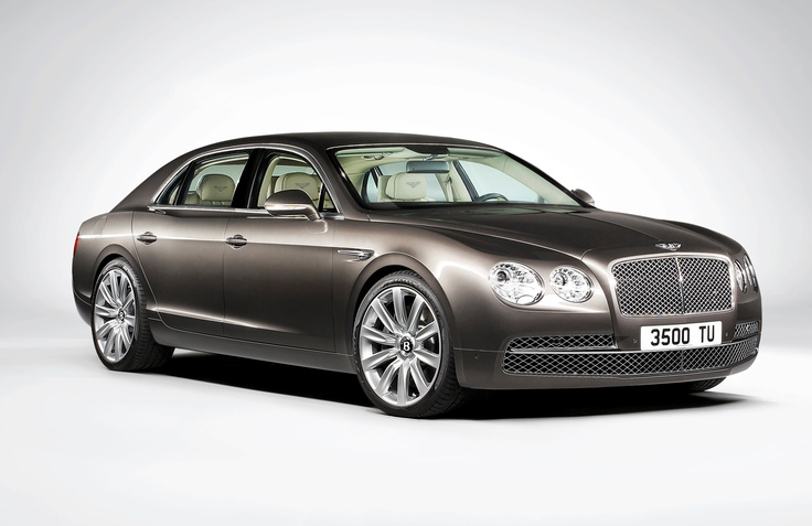 New Bentley Debuts at New York Auto Show: New Flying Spur  #Bentley #Auto #Luxury #Flying_Spur  www.AZFoothills.com