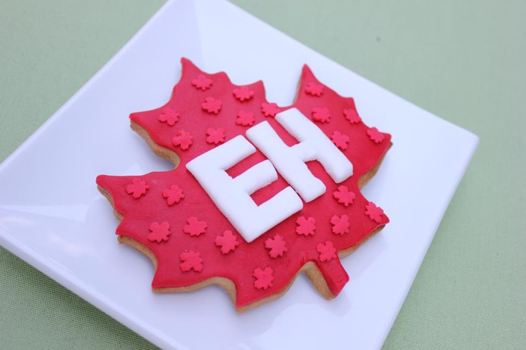 Our Canada Cookies at Christy's!