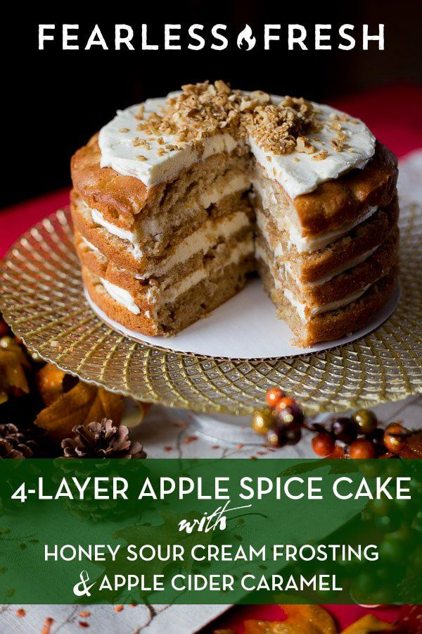 100+ Spice Cake Recipes on Pinterest | Pumpkin Spice Cake, Spices and ...