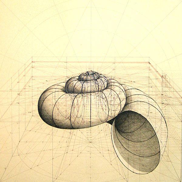 Obras de Rafael Araujo / Sacred Geometry <3