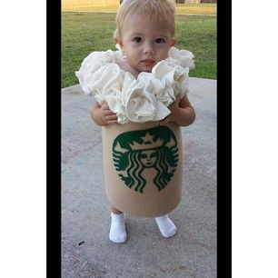 Can't have caffeine. | 18 Kids Who Definitely Have No Idea What Their Costume Means