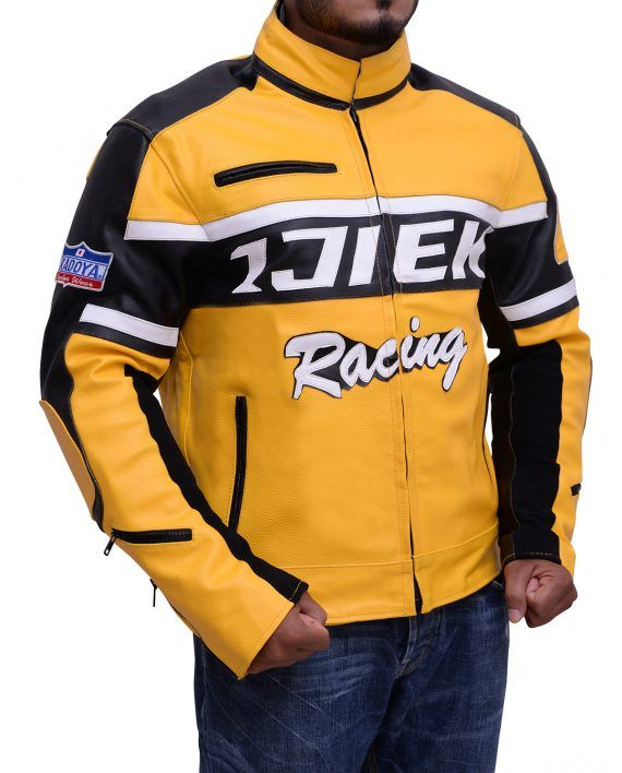 Dead Rising 2 Yellow Chuck Greene Jacket