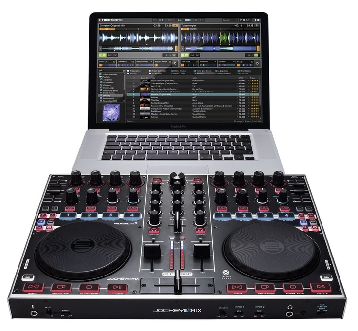 The Reloop Jockey 3 Remix is a new Traktor controller with its own take on effects mapping, standalone mixer, and comprehensive control across two track decks and two sample decks.