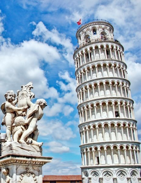 Pisa, Italy | 129 Places Worth Visiting Once in a Lifetime