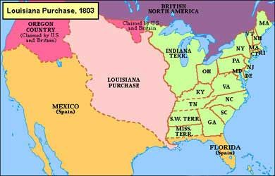 North America Mexican Territory Map Map Of North Cabotia