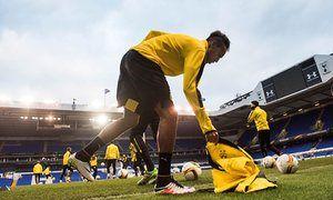 Tottenham Hotspur v Borussia Dortmund: Europa League live!