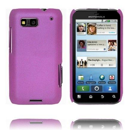 Hard Shell (Violetti) Motorola Defy Suojakuori