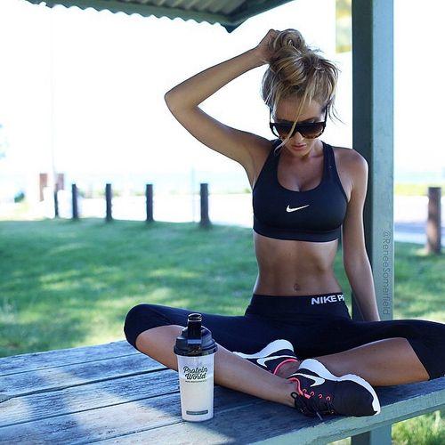 Chic to #Gym | A peça certa para um momento #fitness! #SrTrends
