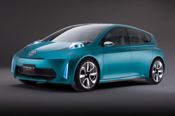 Image for Toyota Prius C Concept