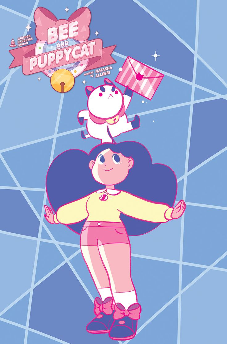beeandpuppycat:  Order All Six Bee and PuppyCat Comics Now BOOM! Studios is opening up for your pre-ordering all six comics in the Bee and P...