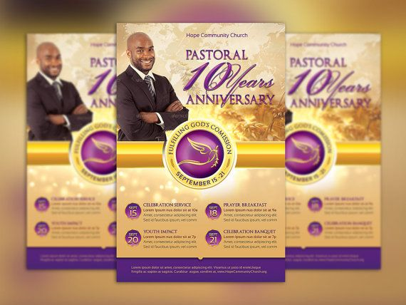Best Church Flyers Images On   Print Templates Flyer