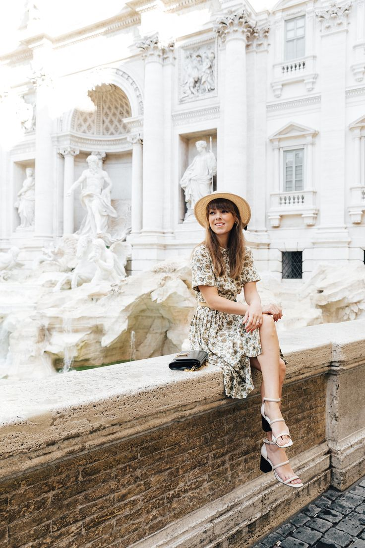 Rome Outfit Inspiration | Margo & Me