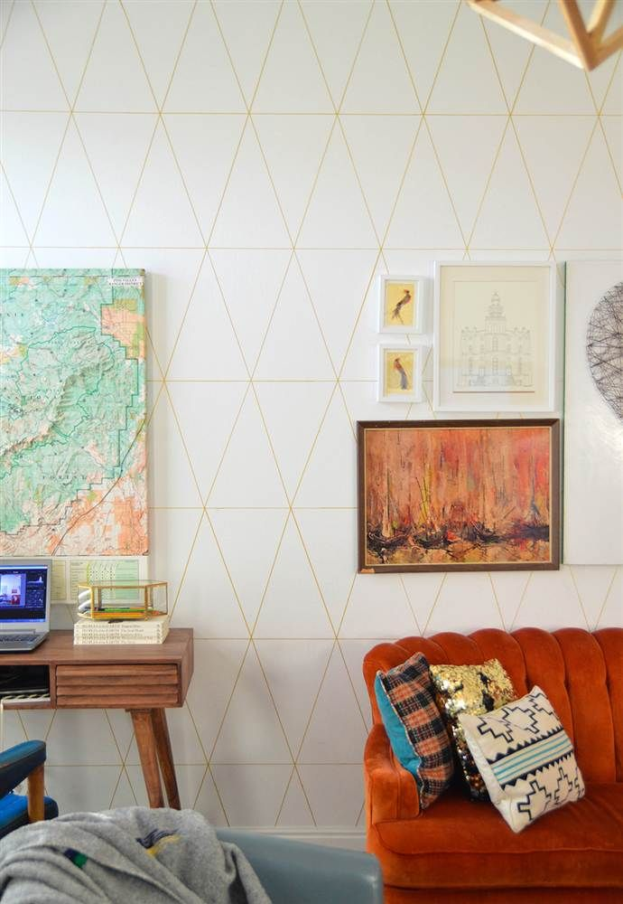 10 ways to transform your walls without paint- slideshow - slide - 6 - TODAY.com