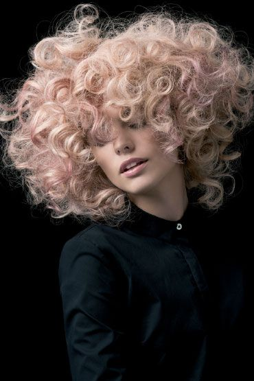 Pastel hair goes sophisticated with La Biosthetique on Layered Online