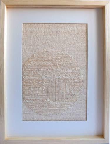"""Saatchi Art Artist Ana Montoya; Sculpture, """"Woven whole"""" #art"""