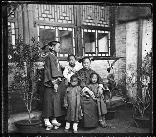 chinese dynasty family - photo #7