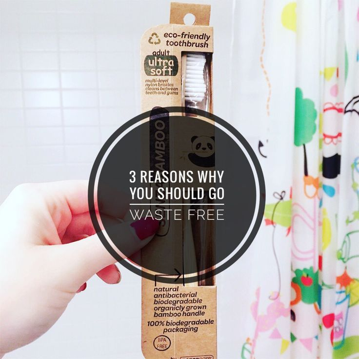 Going waste-free is both good for the environment and your health!