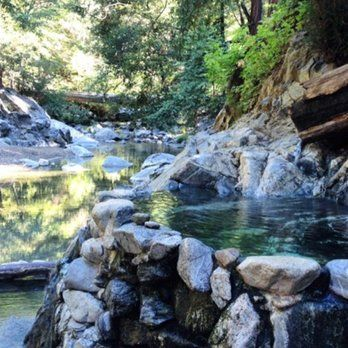 Sykes Hot Springs - Big Sur, CA, United States
