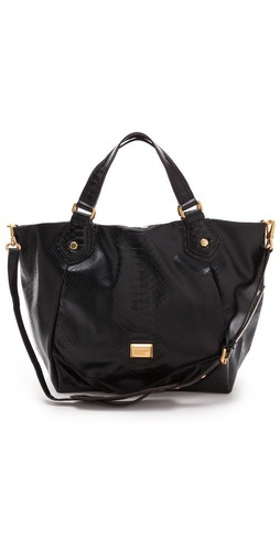 Marc by Marc Jacobs Supersonic Snake Fran Satchel  $358.00