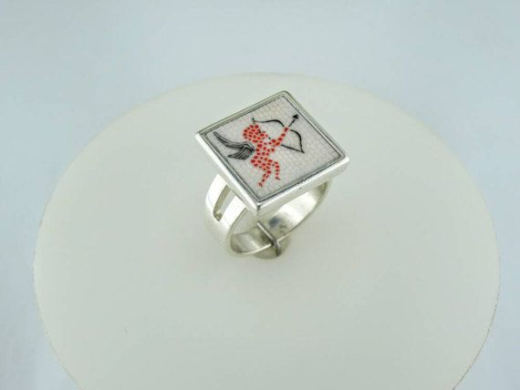 Check out this item in my Etsy shop https://www.etsy.com/uk/listing/513884217/erosmicro-mosaic-ring-in-silvercupid