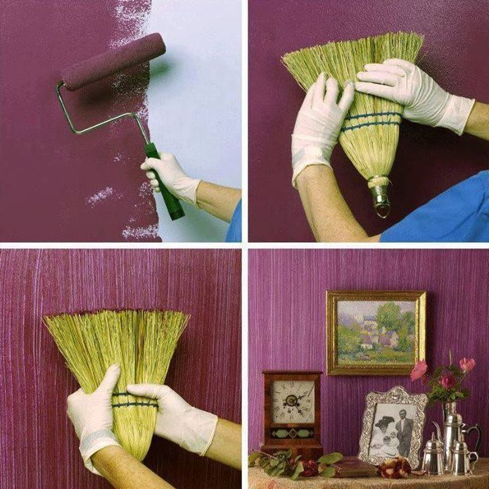10 ways to decorate your home on a budget - Interior Wall Painting Designs