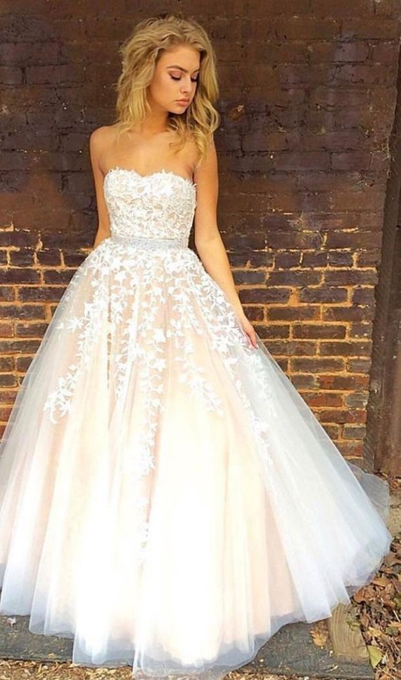 Wedding Dresses and Evening Gowns 101 | Luulla
