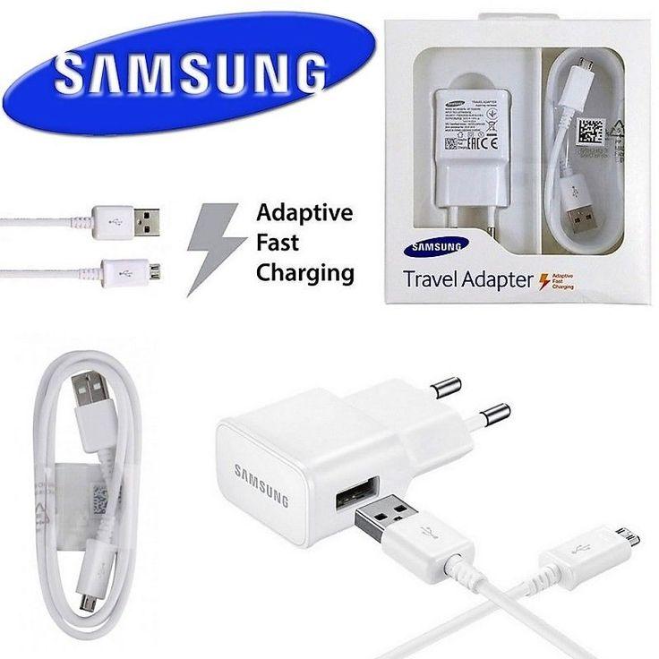 Samsung Travel Adaptive Fast Charging EP-TA20EWE Caricabatterie Rapido Originale   eBay
