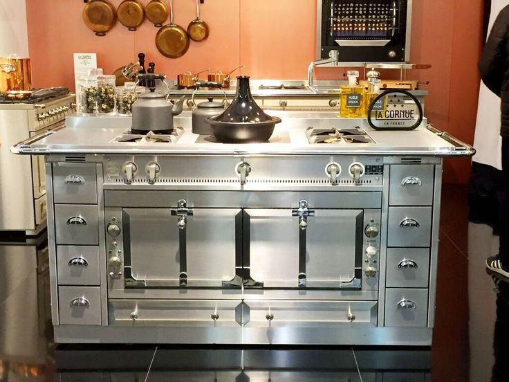 1000 id es sur le th me la cornue sur pinterest cuisines cuisini res appareil et hottes. Black Bedroom Furniture Sets. Home Design Ideas