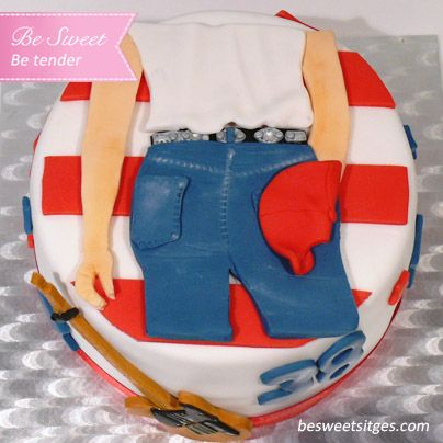 #cake #pasteles #fondant #pasteleria #reposteria #dulces #reposteriacreativa #brucespringsteen