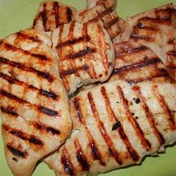 GRILLED CHICKEN - LIKE CARRABBA's Recipe
